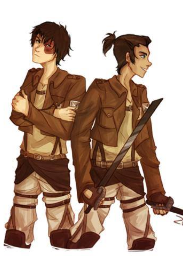 Pin by Mal Lotus on Anime Avatar zuko, Attack on titan
