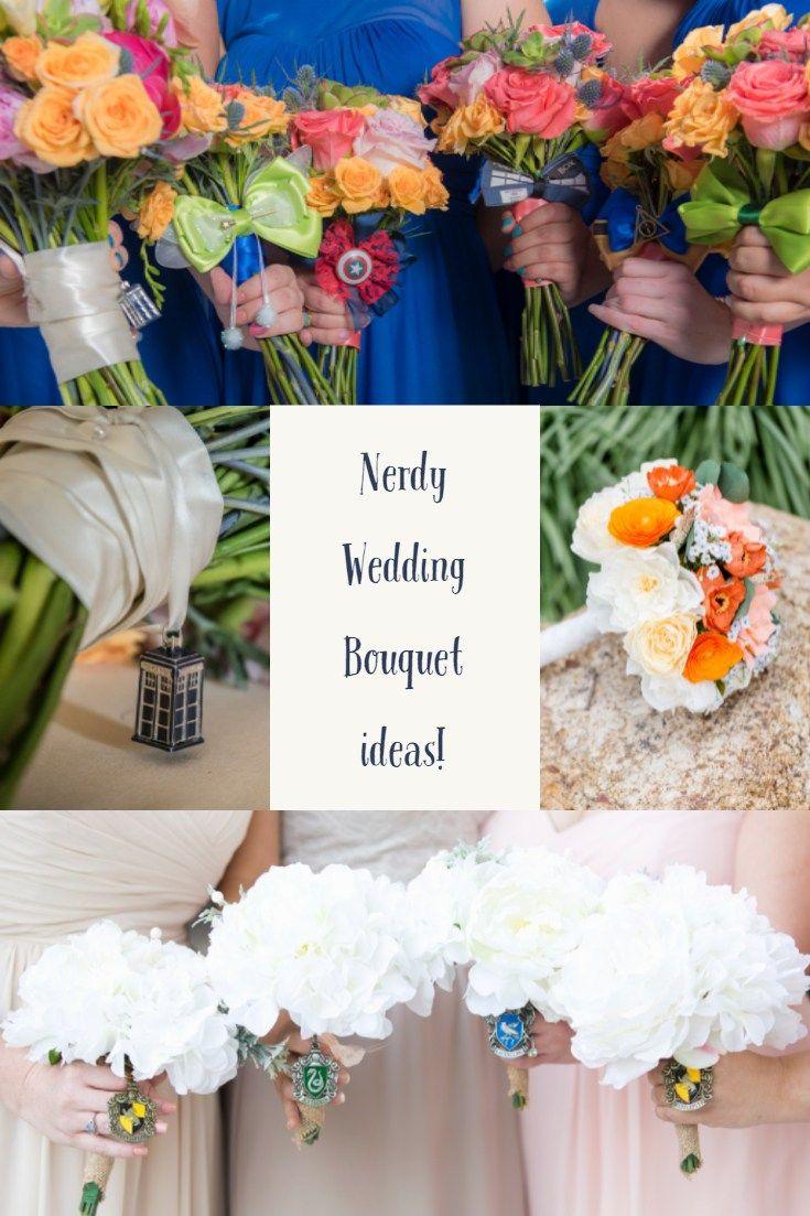 Nerdy Wedding Bouquet Inspiration | Weddings
