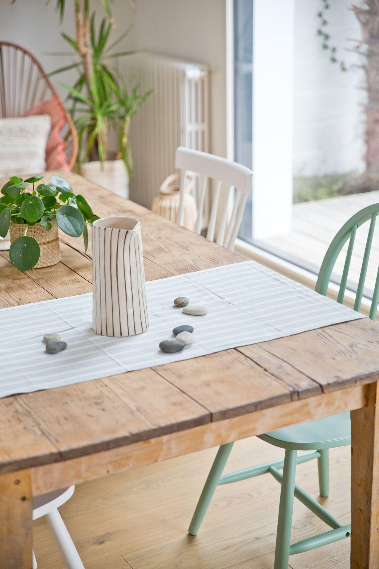 Maison Quimper Un Cabinet De Medecin Renove En Maison Familiale Table Salle A Manger Coin Salle A Manger Deco Maison