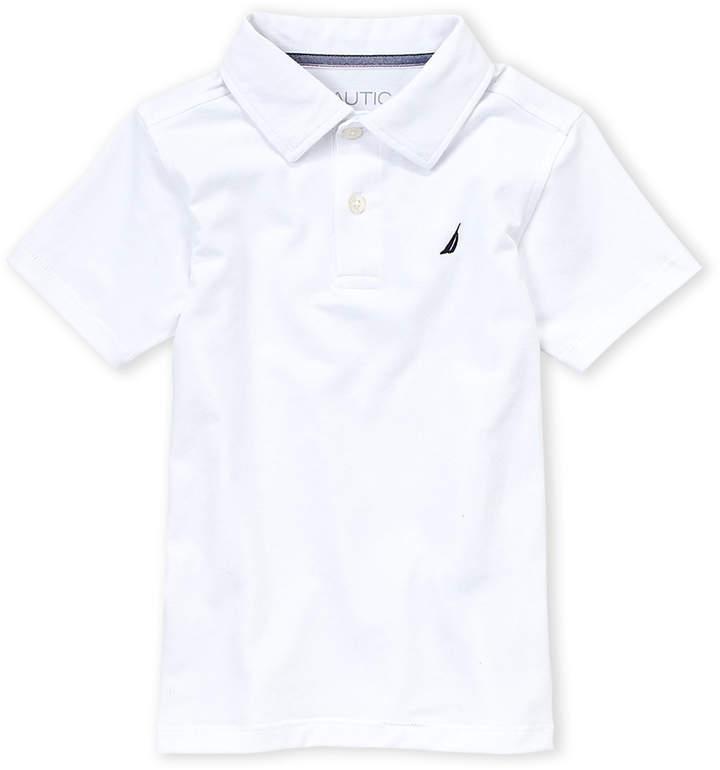 Nautica Boys/' Knit Polo