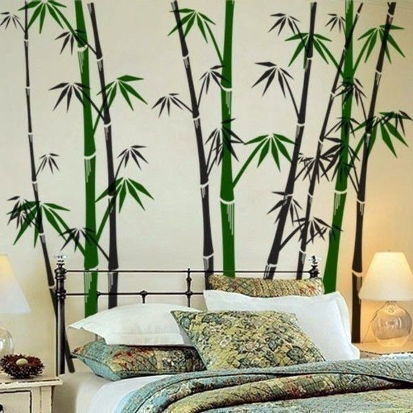 Wanddeko Modern Wall Decal Wall Design Trends Murals - Interior design wall stickers