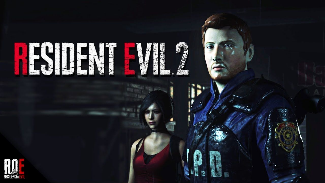 Resident Evil 2 Remake I M In The Game Jj Mod With Images