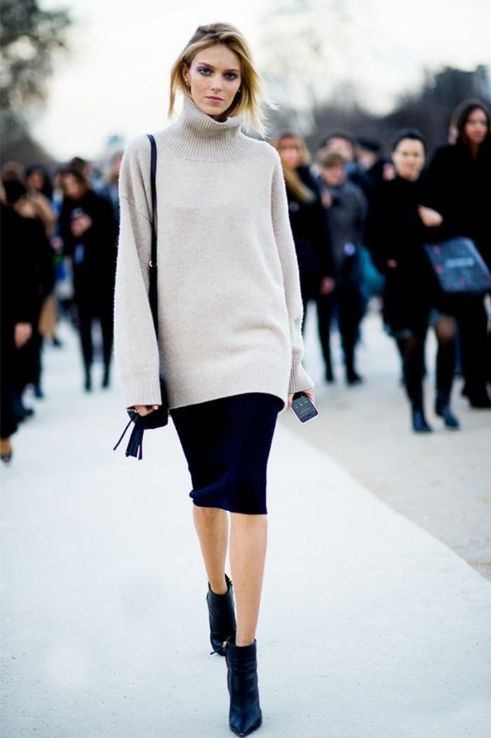 c77545edd8ac31 ▷ 1001 + idées pour une tenue avec bottines chic et décontractée ...