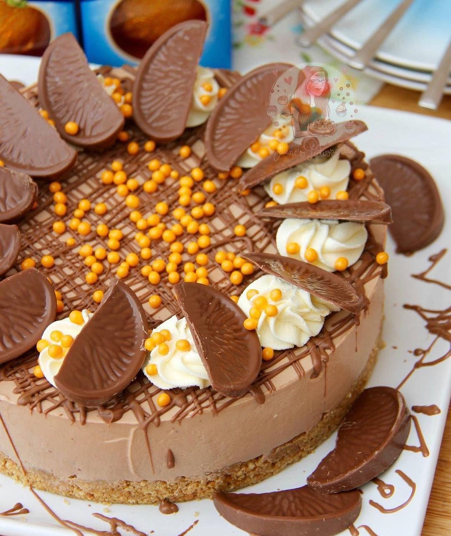Terrys Chocolate Orange Cheesecake Christmas In Dessert Form Direct