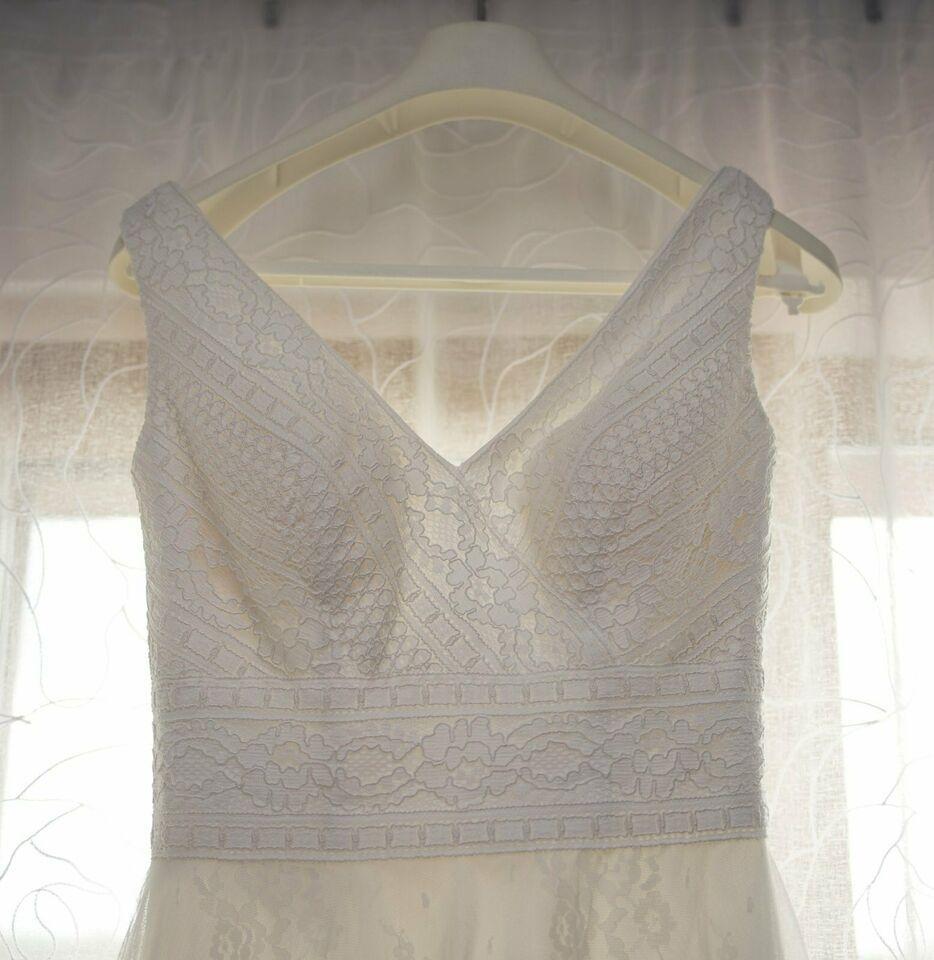 san patrick-la sposa-white one-ocret brautkleid in baden