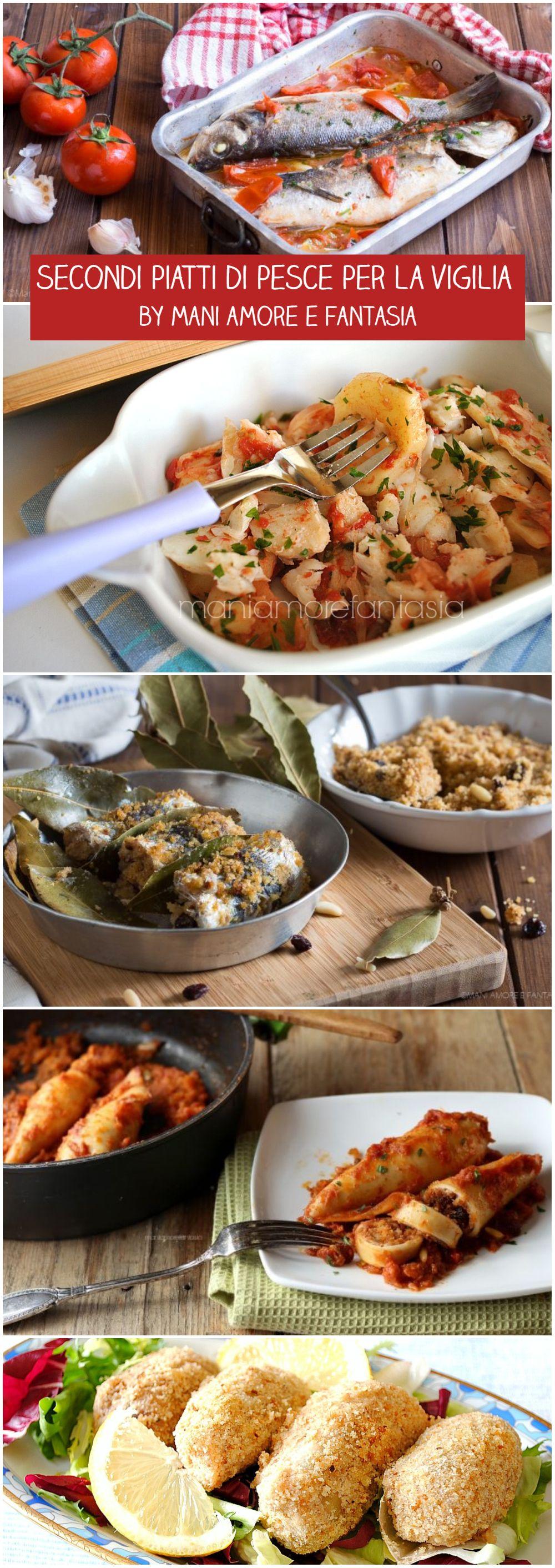 Cosa Cucinare Il 24 Dicembre secondi piatti a base di pesce per la vigilia | ricette