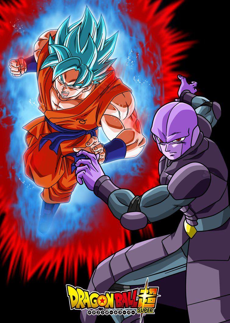 Goku Vs Hit By Saodvd Dragon Ball Super Wallpapers Dragon Ball Super Goku Goku Vs