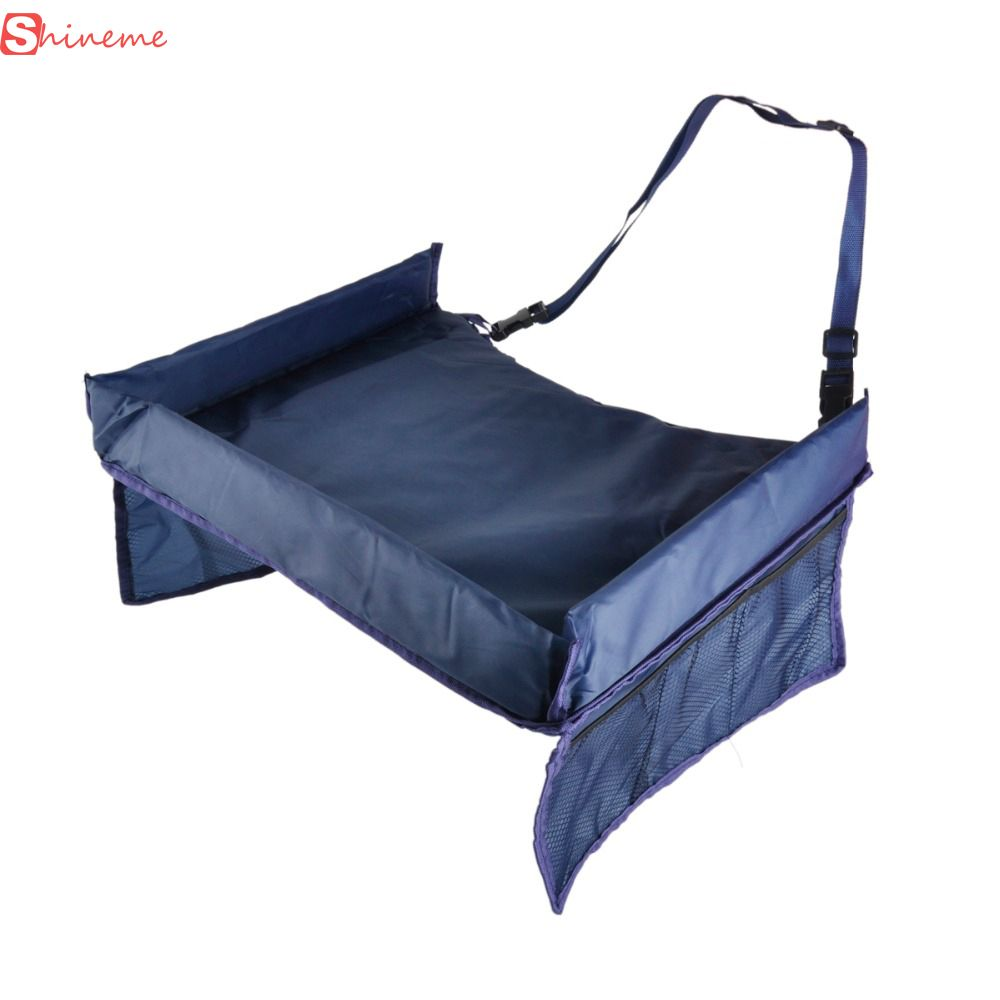 新しい2色高品質防水快適なテーブルカーシート赤ちゃんトレイ収納キッズおもちゃ幼児ベビーカーホルダー用子供