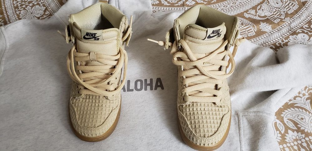 a01958a904ba Nike SB Dunk High Premium Chicken and Waffles 313171-722 Size 6.5 No Box   fashion  clothing  shoes  accessories  mensshoes  athleticshoes (ebay link)