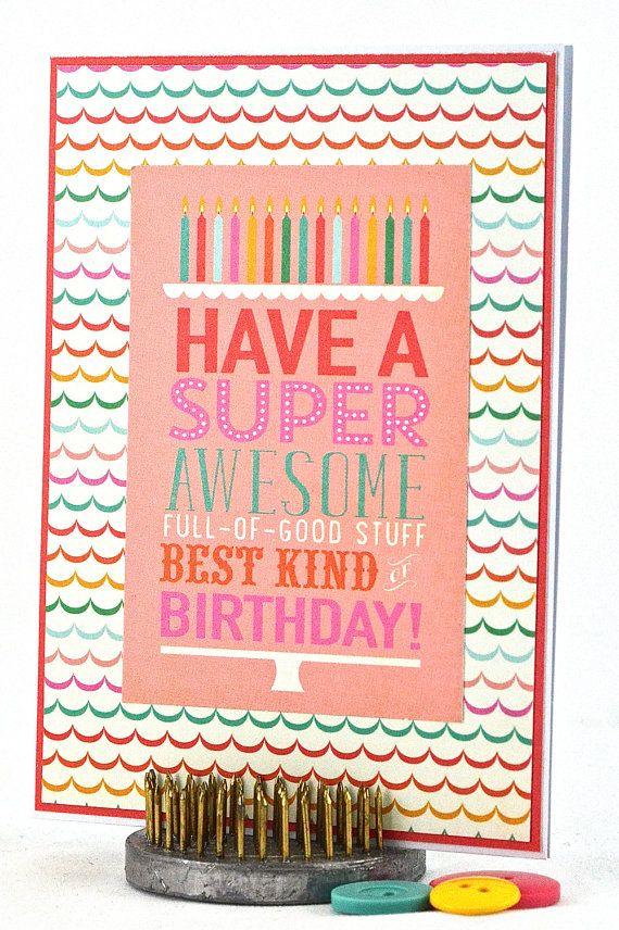 Birthday Card Variety Pack Cake Cards Birthday Card Assortment