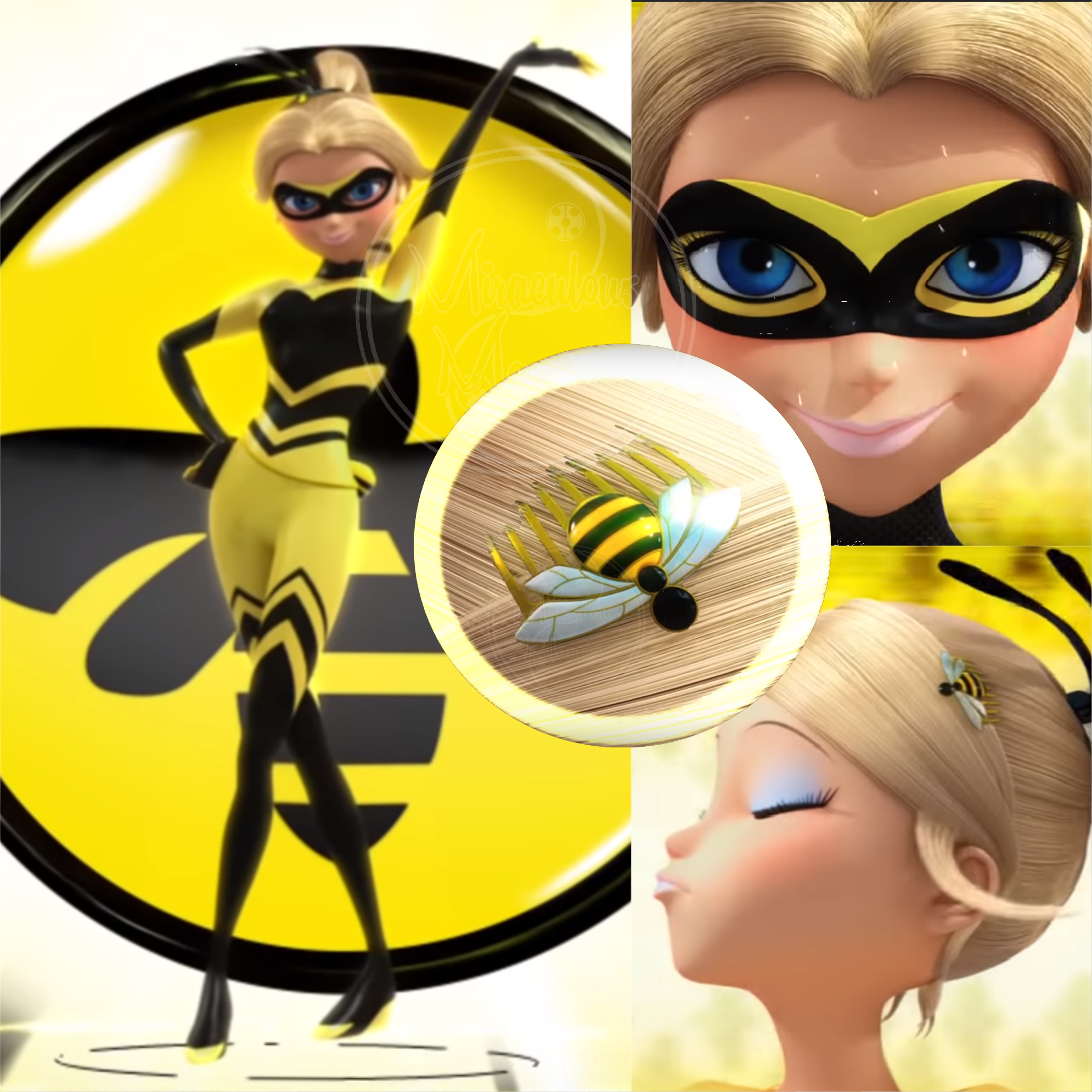 Queen Bee Miraculous Characters Miraculous Ladybug Miraculous Ladybug Wallpaper