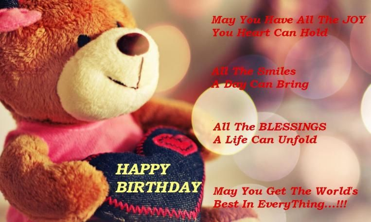 Birthday Wishes for Cousin – Birthday Greeting to a Cousin
