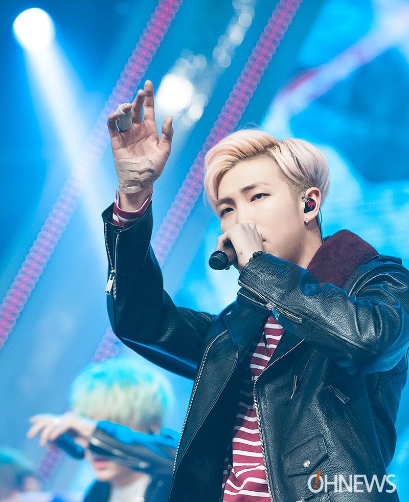 Rapmonster | BTS 방탄소년단 | BTS, Bts rap monster, Kpop
