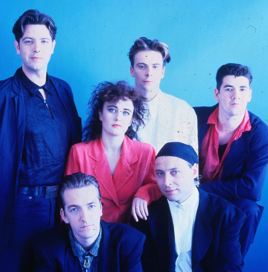 Scottish Bands: Deacon Blue - Scottish Band From 80s-90s.