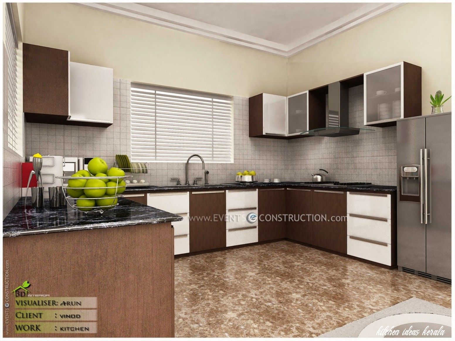 9 Kitchen Ideas Kerala   Interior design kitchen, Modern kitchen ...