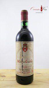 OccasionVin – Vin 1972 Saint Emilion Grand Cru Union EA