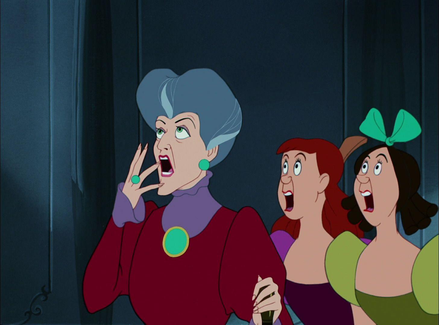 Screencap Gallery for Cinderella (1950) (1080p Bluray, Disney ...