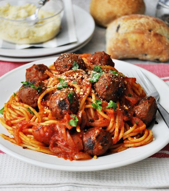 simple dinner for two spicy tomato red wine meatballs a4 dinner