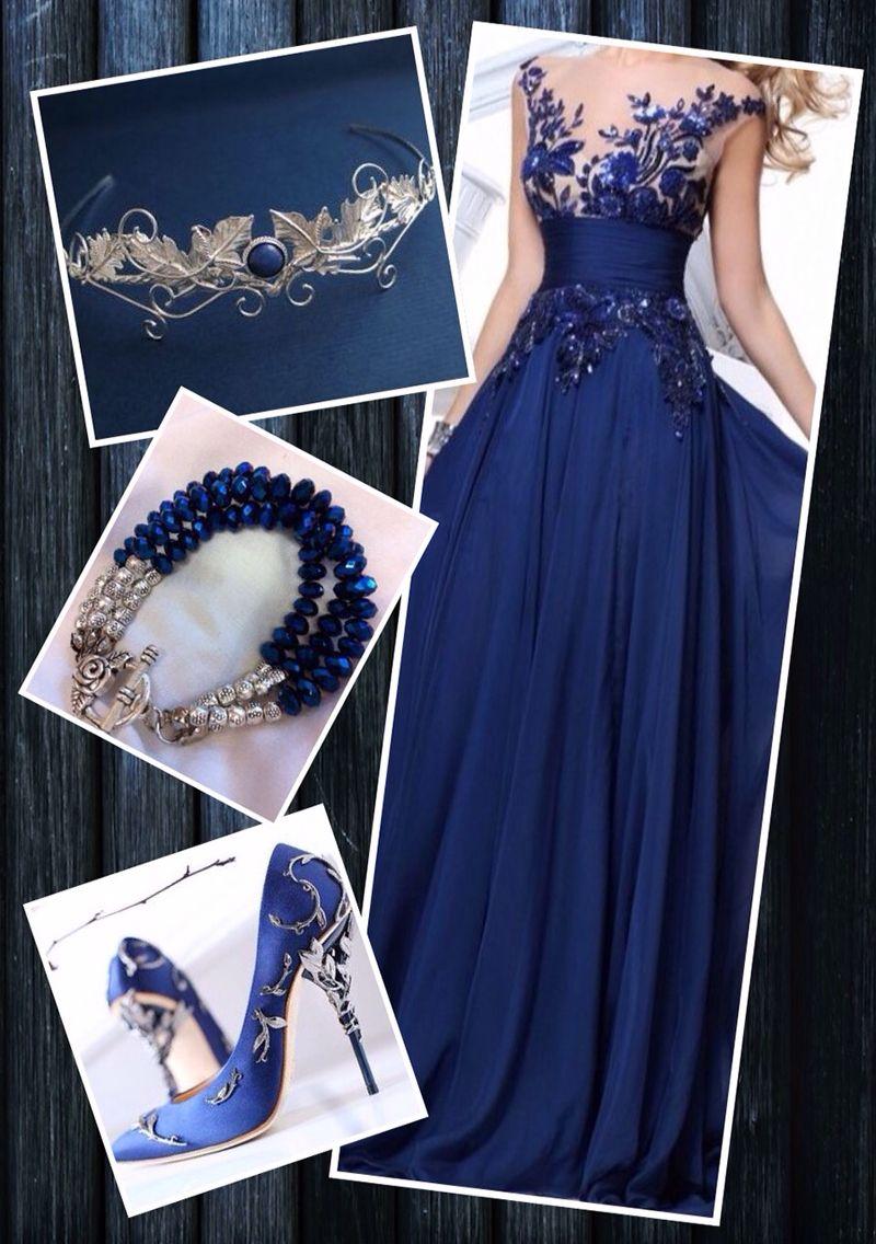 ravenclaw yule ball outfit potterworld pinterest kleid f r hochzeit blaue kleider und. Black Bedroom Furniture Sets. Home Design Ideas