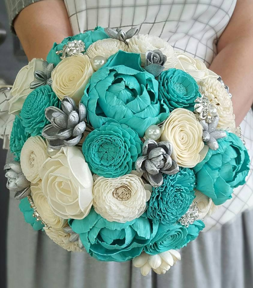 Sola flower bouquet sola wood bouquet wooden flowers tiffany blue sola flower bouquet sola wood bouquet wooden flowers tiffany blue bouquet rustic izmirmasajfo
