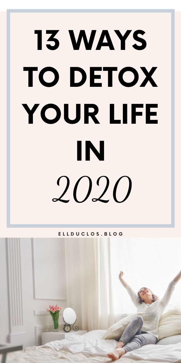 13 Ways to Spring Clean Your Life this Year  Time to get organized 13 best ways to detox your life in 2020 How to declutter your life and prepare for fresh starts in the...