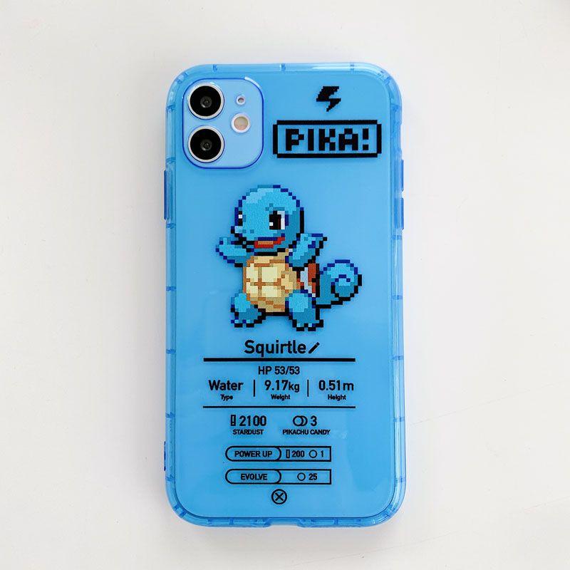 Fluorescent pokemon phone case pokephonecase in 2020