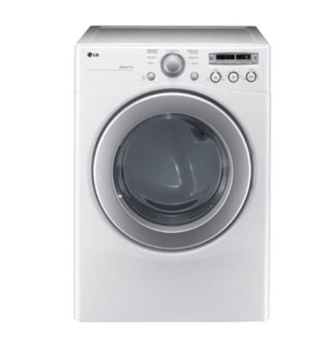 Lg 7 1 Cu Ft Super Capacity Electric Dryer With Sensor Dry Electric Dryers Washer And Dryer Buying Appliances