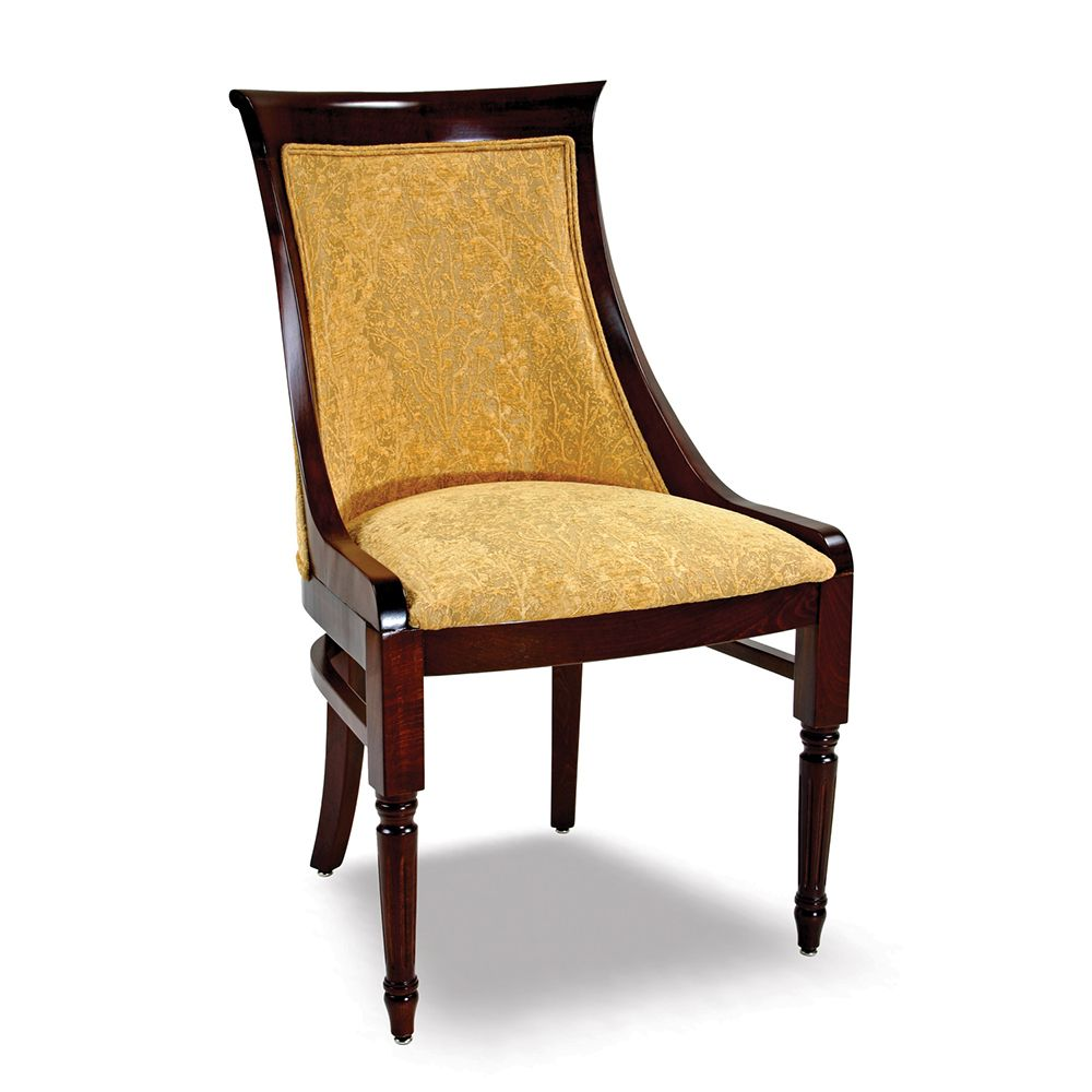 Borsett Traditional Wood Chair in 2020 Luxury chairs