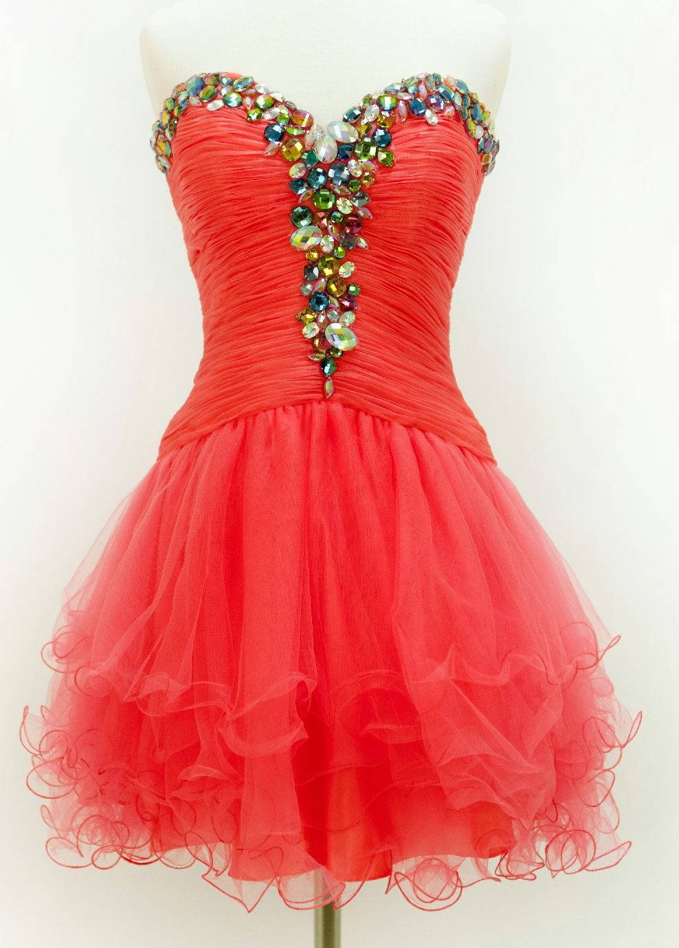 7319881d7a0 Bling with Glamor describes perfectly this short dress