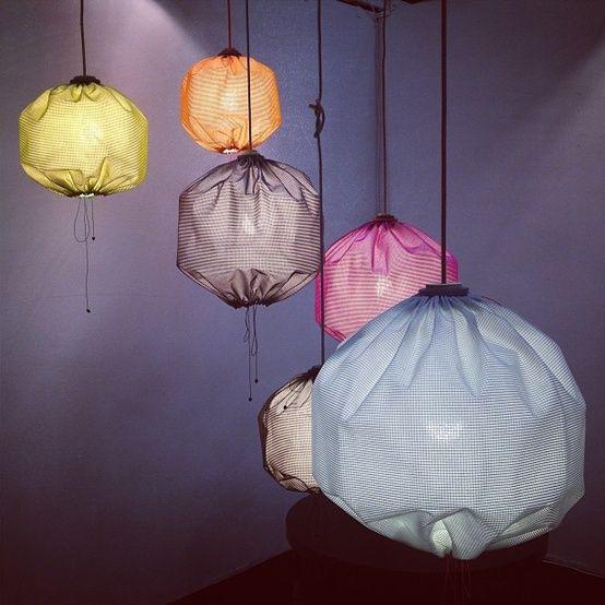 Bag lamps