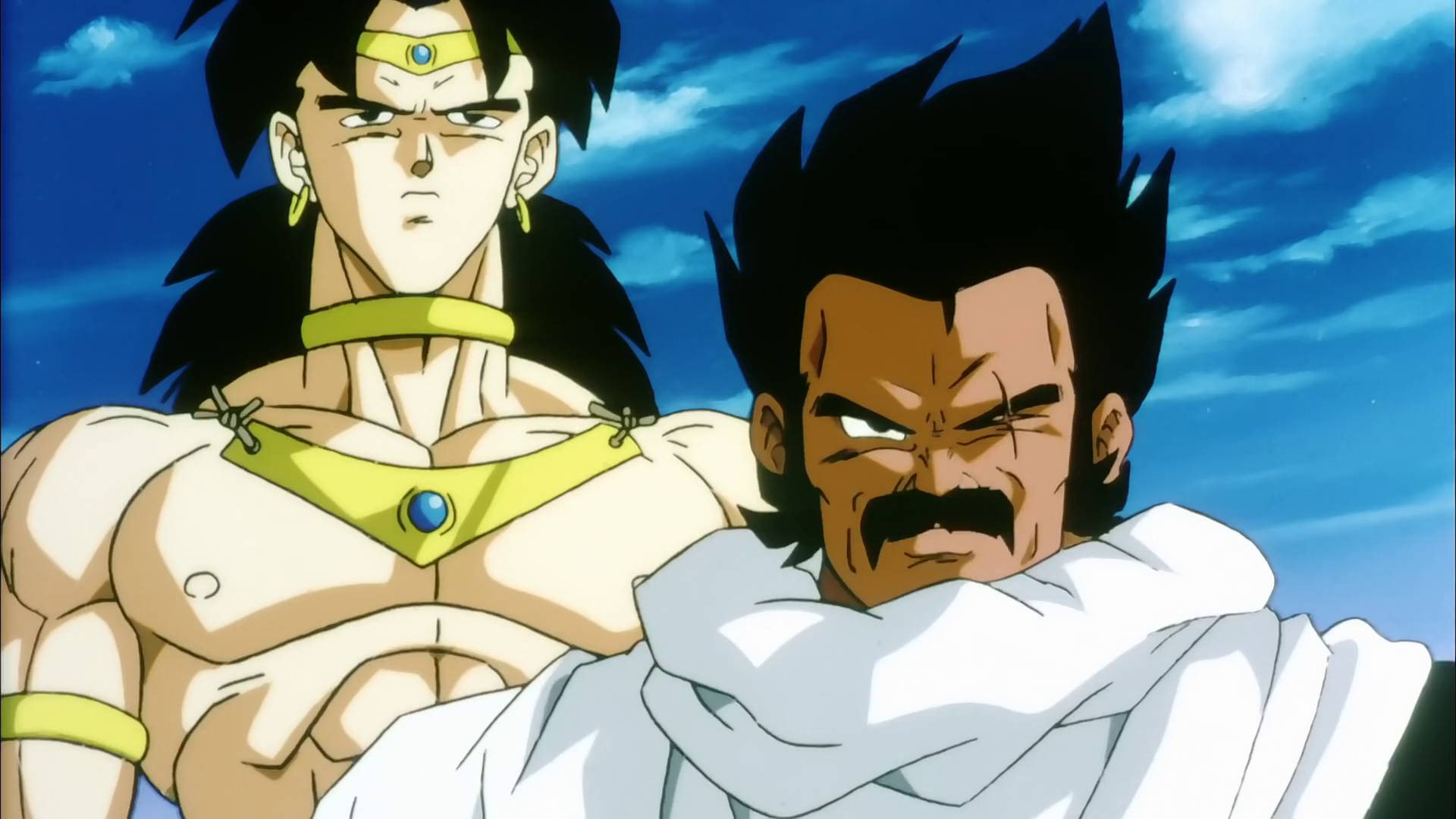 Broly le super guerrier