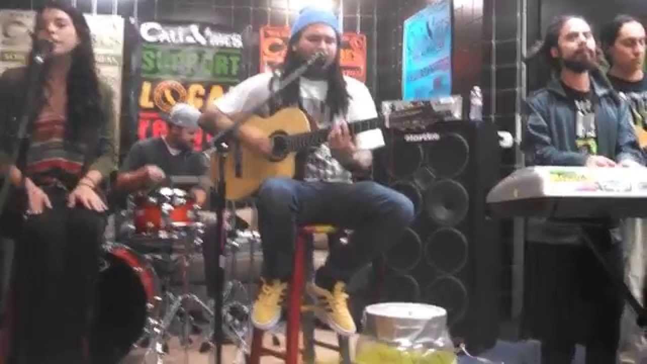 "Johnny Love Band ""Sunshine Girl"" Cali Vibe Session"
