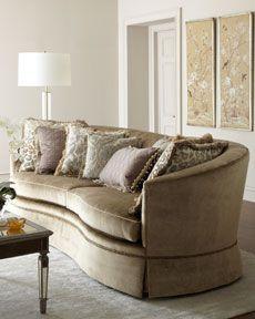 Love conversation sofas