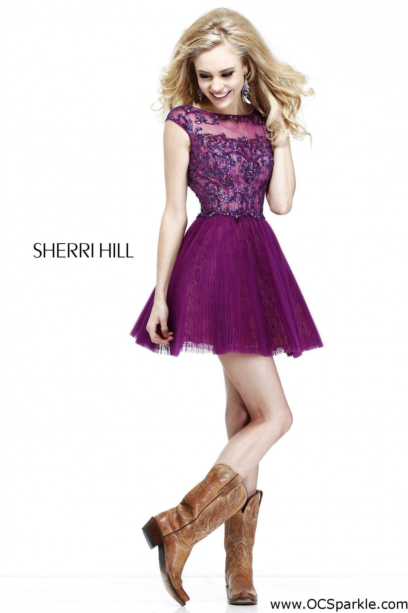 Sherri hill mode pinterest prom classy dress and formal