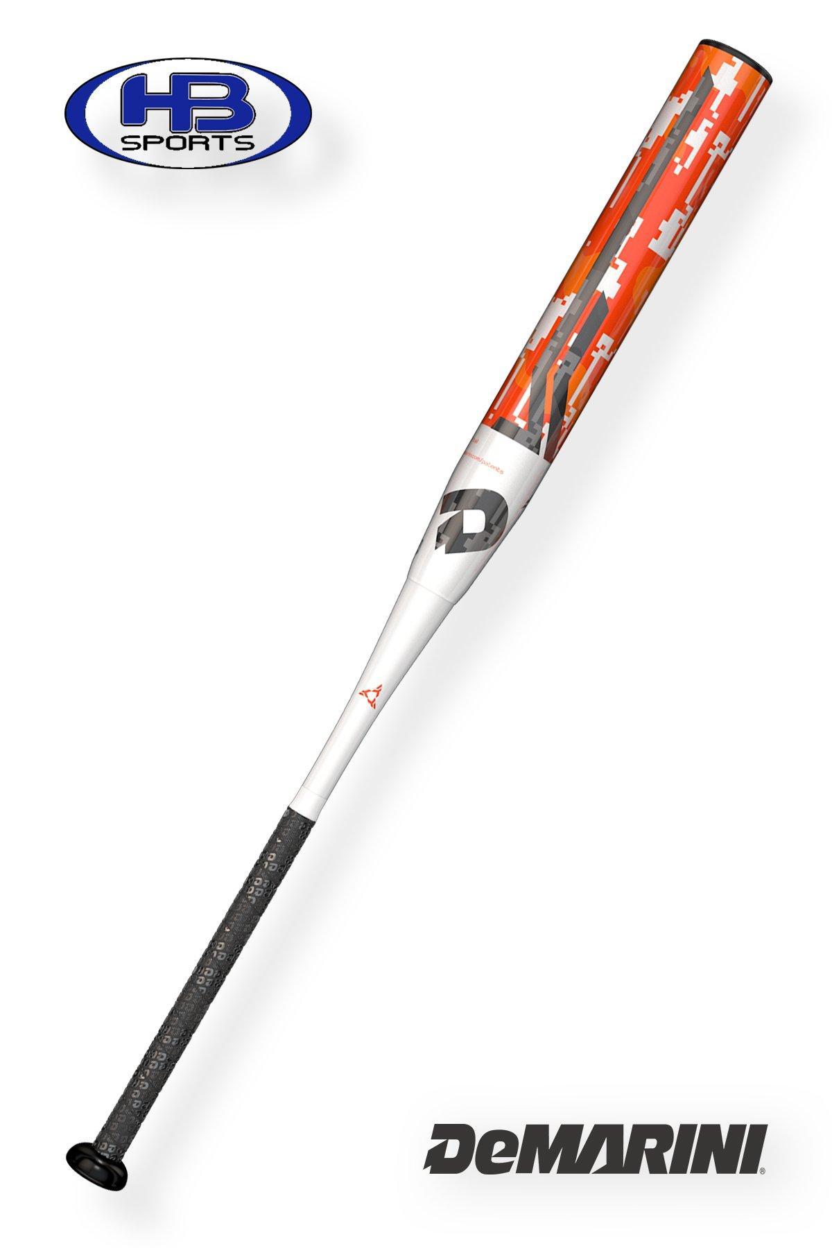 2018 DeMarini Flipper OG ASA Slowpitch Softball Bat: WTDXFLS-18