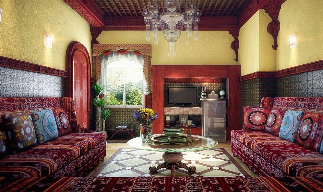26 Awesome Moroccan Living Room Design Ideas Yentua Com