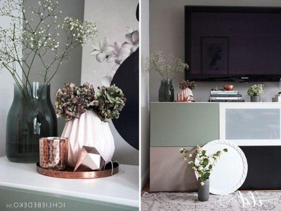 Brillant Wohnzimmer Deko Mint melles Bude Pinterest