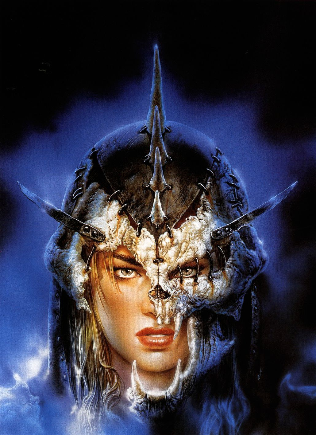 ArtStation - Space Princess, Salvador Trakal