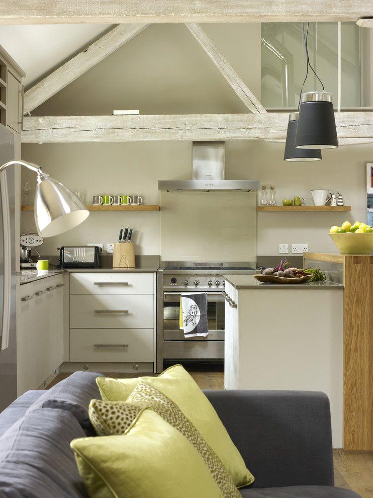 Resultado de imagen para cocina comedor con sala integrada ...