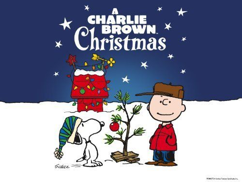 A Charlie Brown Christmas Home for the Holidays Pinterest