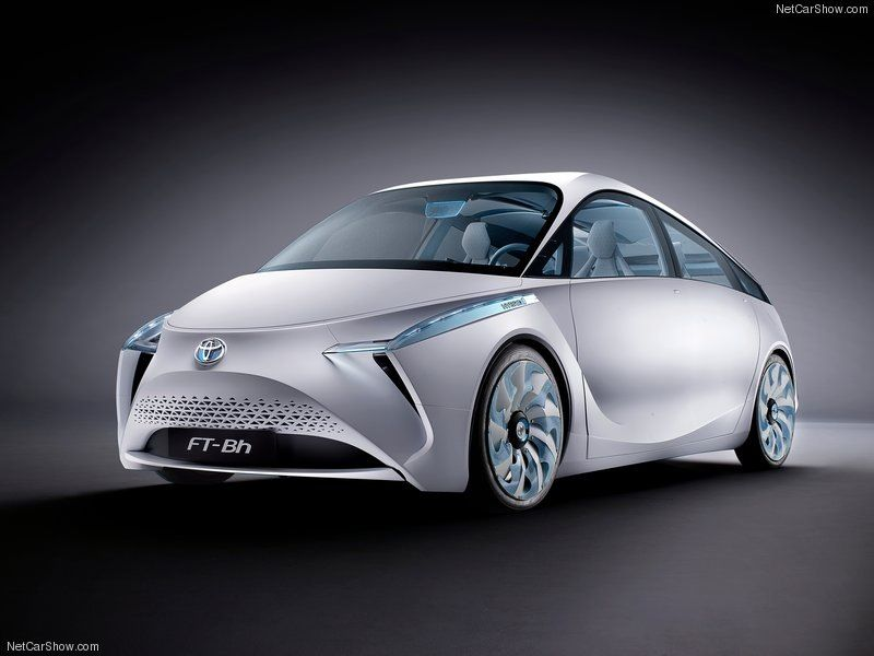 Toyota Ft Bh Concepthonestly One Of The Ugly Cars Ive Ever Seen