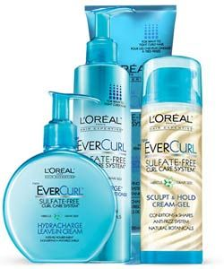 Coily Hair Makeover With L Oreal Paris Evercurl Coily Hair Hair Makeover Loreal