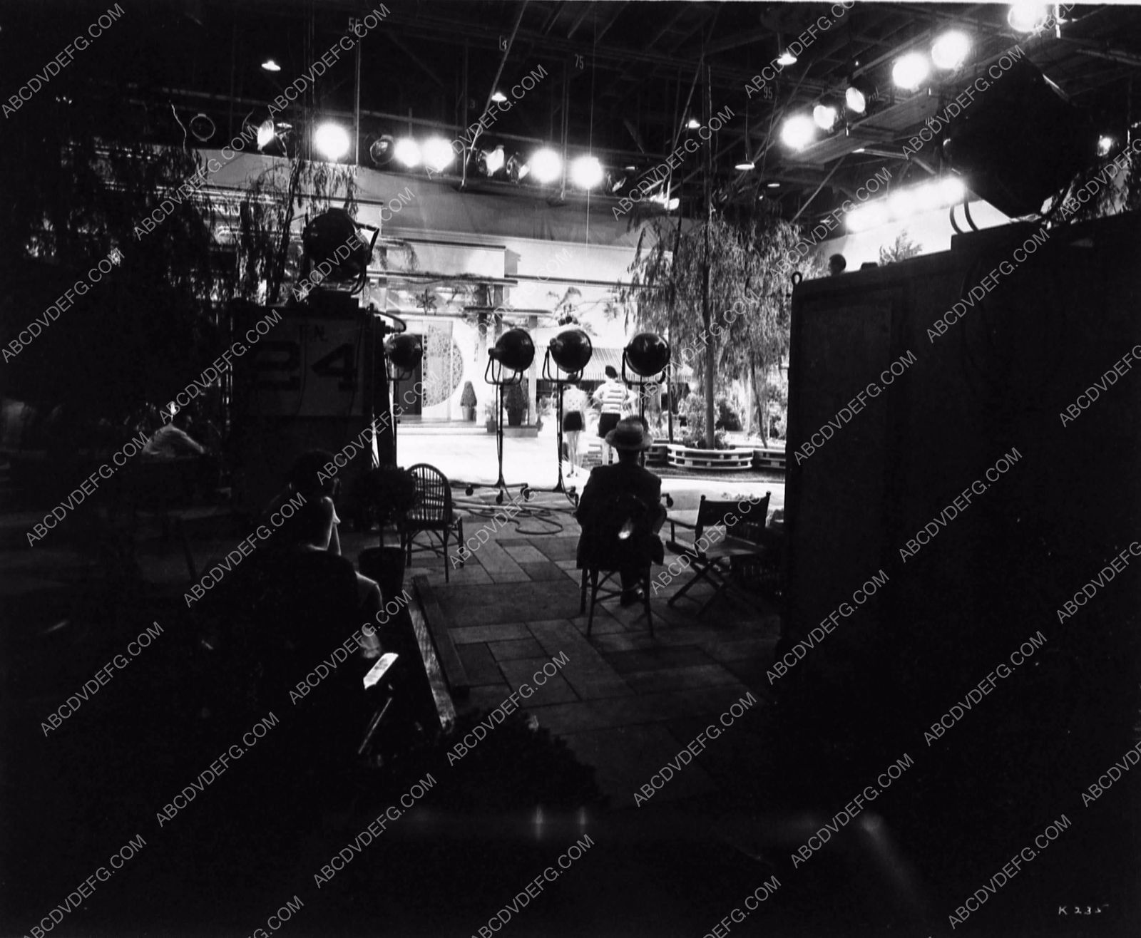photo behind the scenes No No Nanette 2949-07