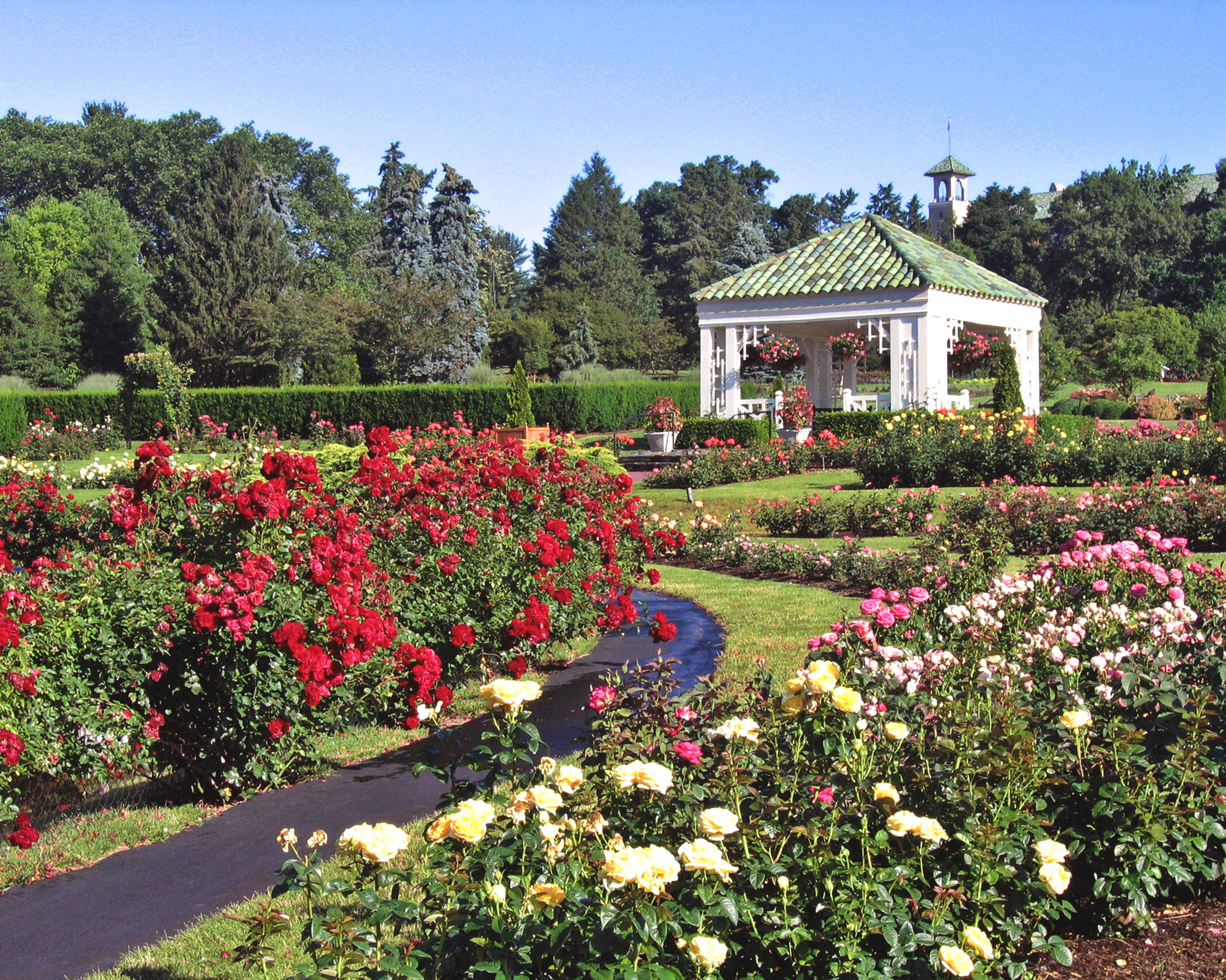 Hershey Gardens In Hershey, Pennsylvania. Gorgeous Gardens And Chocolate  Too!