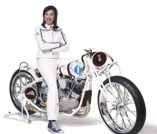 Flo From Progressive On Bike Bike Motorcycle Insurance Quote