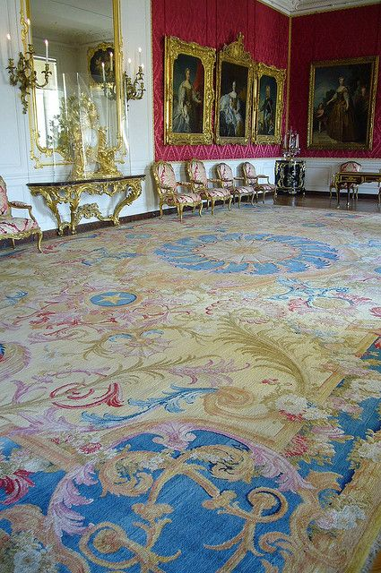 Untitled castles palaces interiores franceses - Muebles antiguos franceses ...