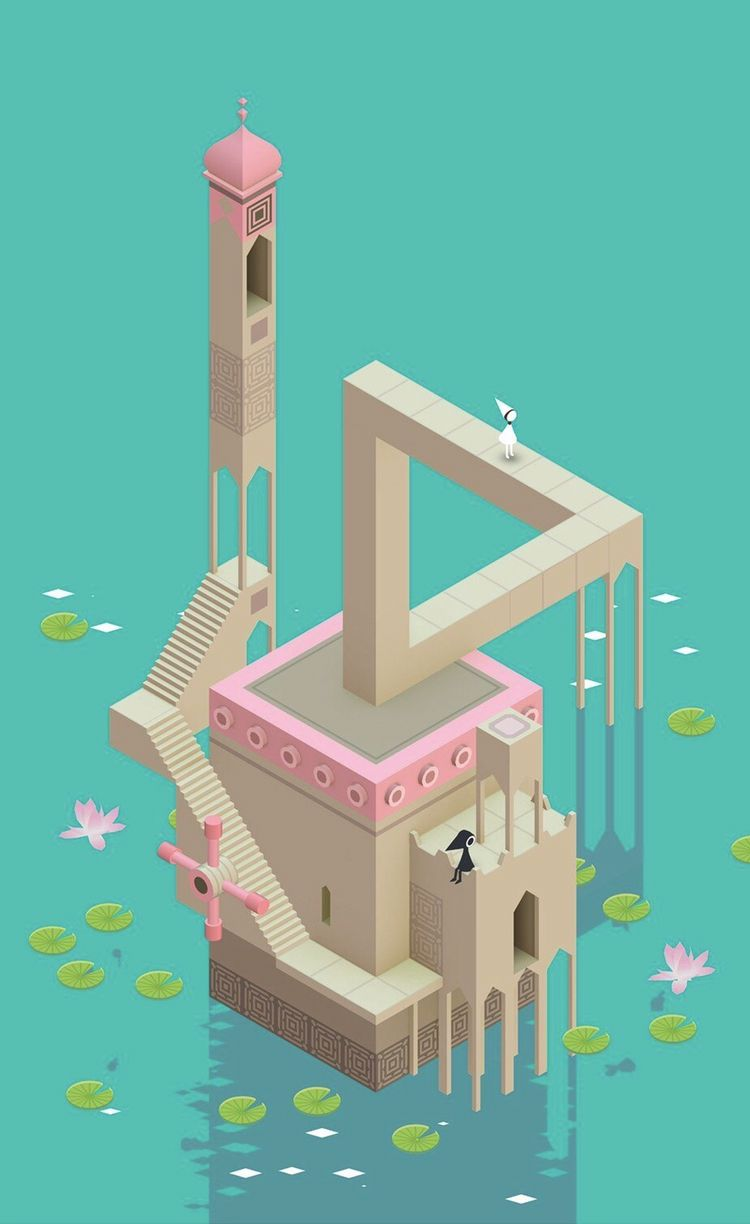 Penrose With Images Monument Valley Game Valley Game