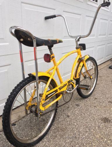 Woolco Sizzler Woolworths Banana Seat Bike Bike Bicycle