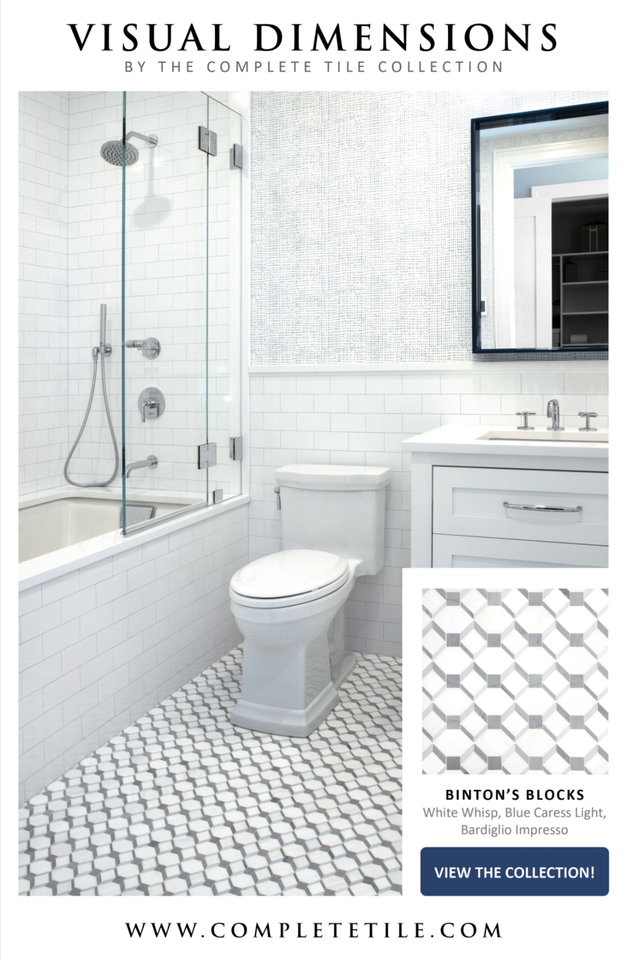 Treat Your Guests To This Beautiful Contemporary Bathroom Designed