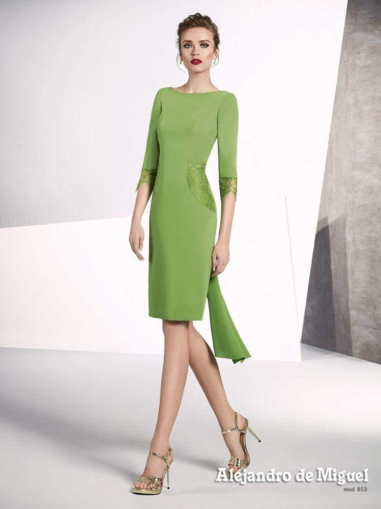 a4911309b Vestido Corto - mod. 853 | 2019 en 2019 | Vestidos, Vestidos cortos ...